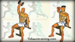 extensión triceps